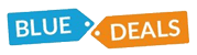 Blue Deals Logo