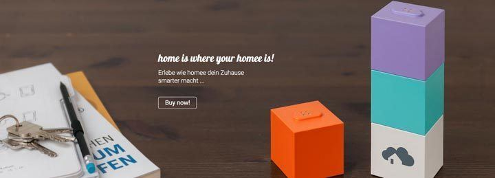 homee Smart Home Automation