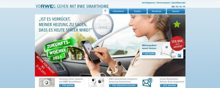 RWE Smart Home Automation